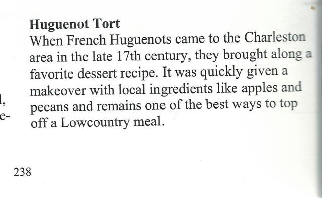 Huguenot Tort